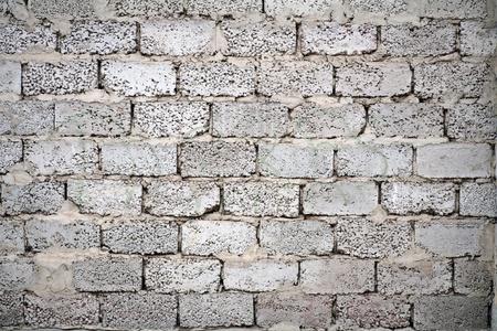 grunge block cement grey wall photo