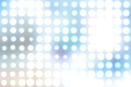 Dotted background of the colorful dots on the blured light Stock Photo - 10493758