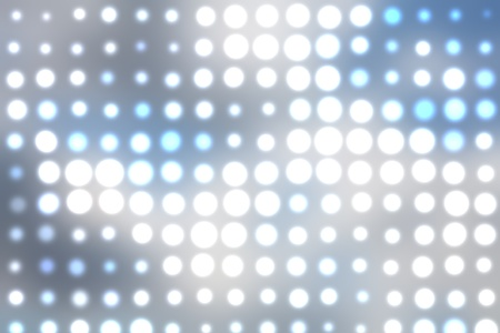 Dotted background of the colorful dots on the blured light Stock Photo - 10493785