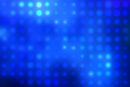 Dotted background of the colorful dots on the blured light Stock Photo - 10493779