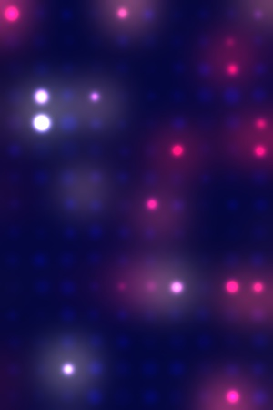 Dotted background of the colorful dots on the blured light Stock Photo - 10493760