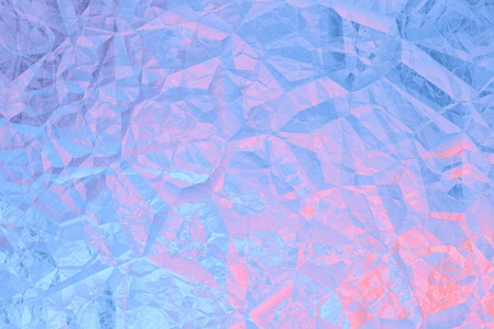 foil background with purple and blue light photo