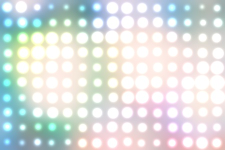 Abstract spots of lights Stock Vector - 11338814