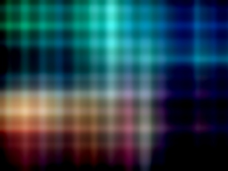grungy dotted blurred background of colored lights Stock Photo - 11337115