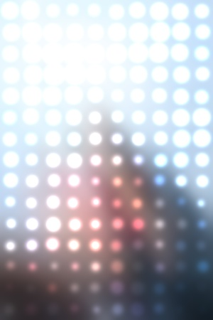 abstract background dots colored photo