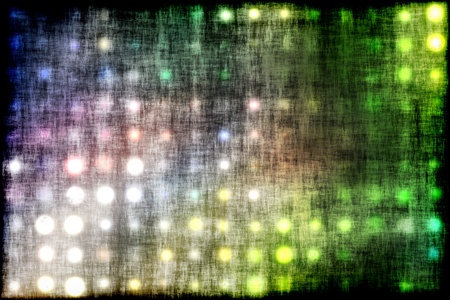 manic: Background with the colourful circles grungy Stock Photo