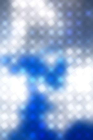 blue dotted background photo