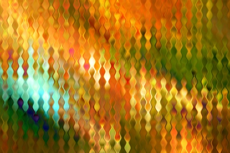 Distorted Glass Background colored image Stock Photo