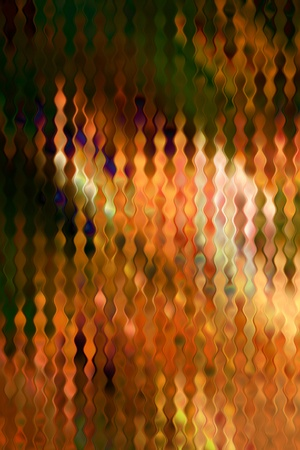 distorted image: Distorted Glass Background colored image Stock Photo
