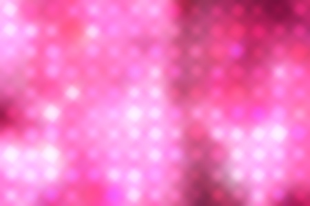 pink raster dots and spots of light background photo