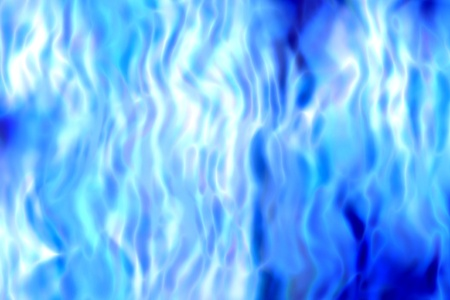 Burning flames of the purplr and blue colors background photo