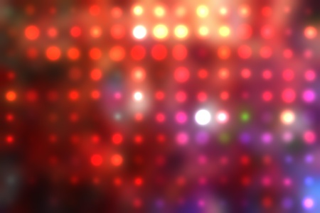 Decorative christmas background - defocused reflection of lights. Stock Photo - 12741924