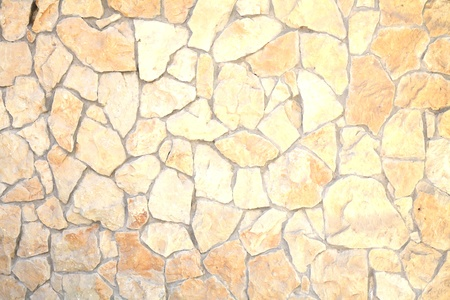 Background of decorate granite stone wall surface Stock Photo - 13301305