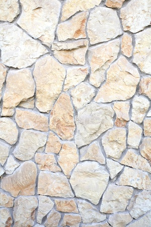 Background of decorate granite stone wall surface photo
