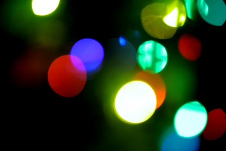 christmasbackground: Holiday lights- can be used for background