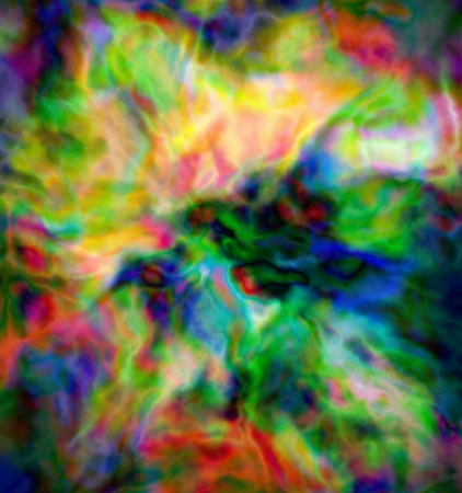 multycolored: Abstract gouache multicolored paint illustration backdrop background Stock Photo