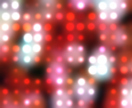 Abstract spots of lights Stock Vector - 16206583