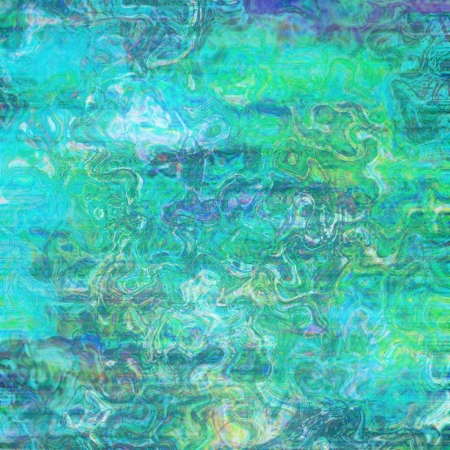 Grunge paint textured background with light and dark green brushstrokes Stock Photo - 17584164