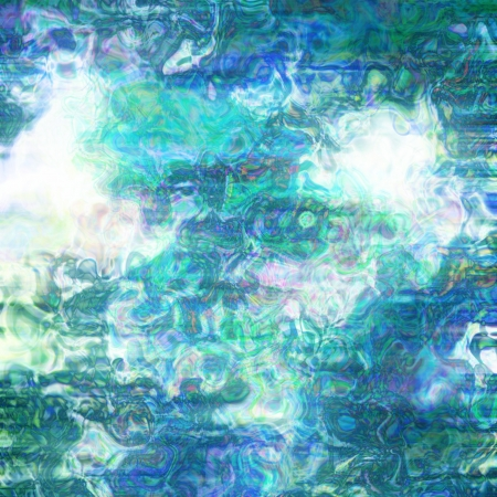 art background digitally-painted in green color Stock Photo - 17583879