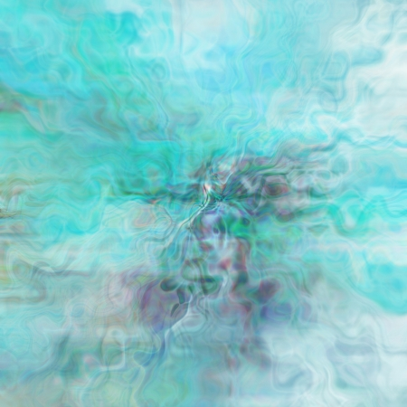 art background digitally-painted in green color photo