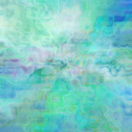 art background digitally-painted in green color Stock Photo - 17577372