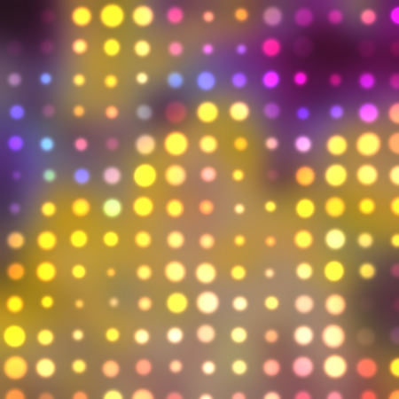 Raster party background with led display background Stock Photo - 17606542
