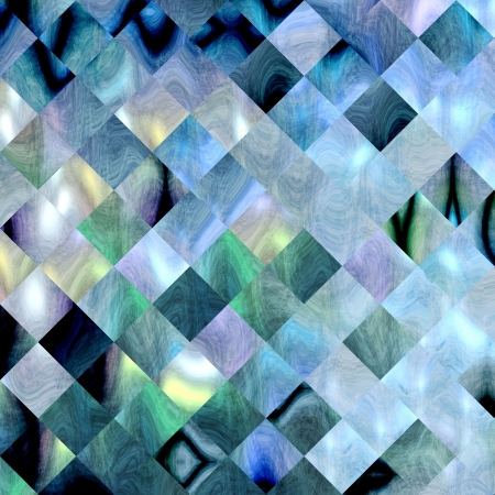 background paper Textures and Backgrounds grungy squares mixed colors. Wallpaper background or backdrop for different types of design Stock Photo - 18503799