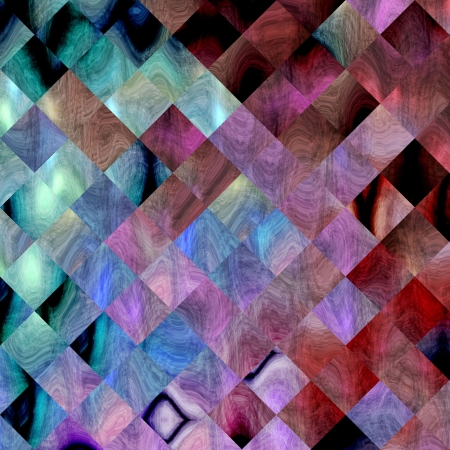 decoration messy: background paper Textures and Backgrounds grungy squares mixed colors. Wallpaper background or backdrop for different types of design