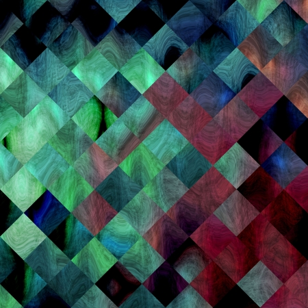 background paper Textures and Backgrounds grungy squares mixed colors. Wallpaper background or backdrop for different types of design Stock Photo - 18503585