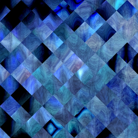 background paper Textures and Backgrounds grungy squares mixed colors. Wallpaper background or backdrop for different types of design Stock Photo - 18506970