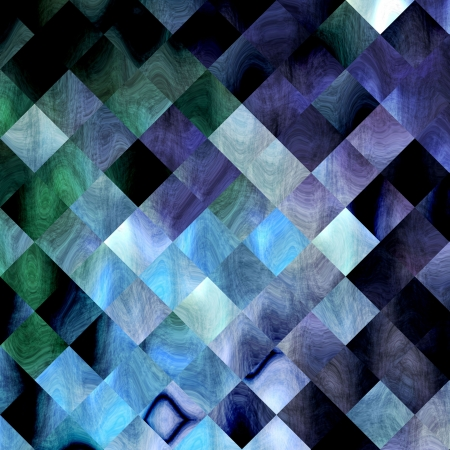 background paper Textures and Backgrounds grungy squares mixed colors. Wallpaper background or backdrop for different types of design Stock Photo - 18506890