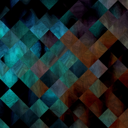 background paper Textures and Backgrounds grungy squares mixed colors. Wallpaper background or backdrop for different types of design Stock Photo - 18506837