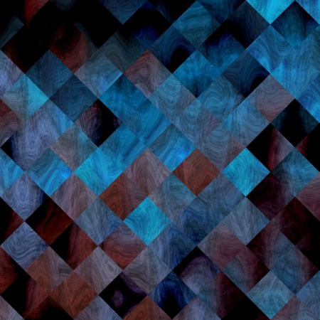 background paper Textures and Backgrounds grungy squares mixed colors. Wallpaper background or backdrop for different types of design Stock Photo - 18506868