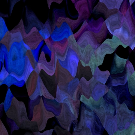 Waves colored. Abstract background colored spots of light mixed in grunge surface photo