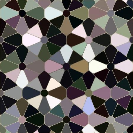 Seamless background Vintage Tiles