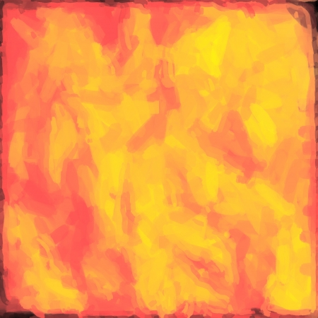 Paint orange background photo
