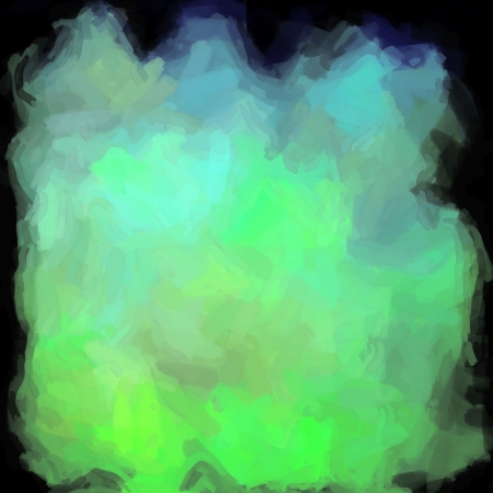 abstract color background of mixed colors like watercolor paint. Spots of light gently mixed on the square backdrop Stock Photo - 18742691