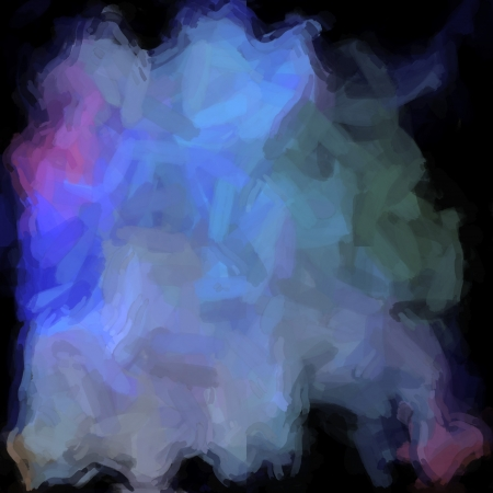 abstract color background of mixed colors like watercolor paint. Spots of light gently mixed on the square backdrop Stock Photo - 18742753