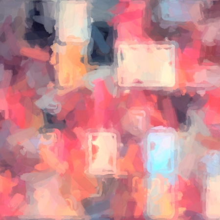 watercolor backdrop art paint background in mixed clors abstract Stock Photo - 18774766