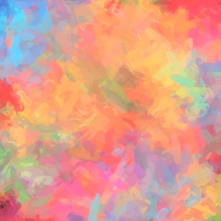 vivid colors: watercolor backdrop art paint background in mixed clors abstract