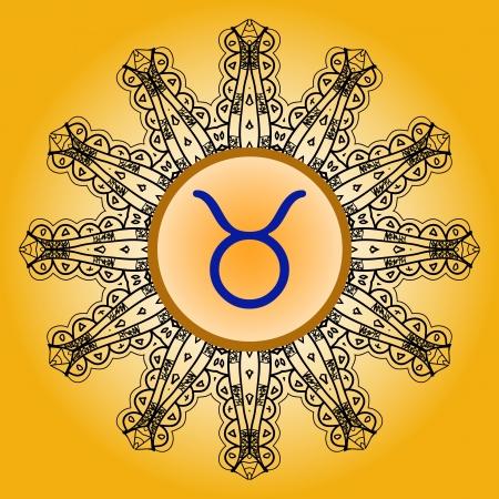 Mandala Sterrenbeelden Kleurplaten.Getrokken Hand Romantische Mooie Lijn Kunst Van Het Sterrenbeeld Ram