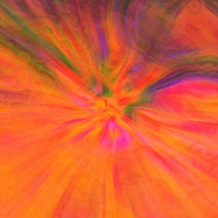 Abstract art backgrounds. Hand-painted background Stock Photo - 19512690