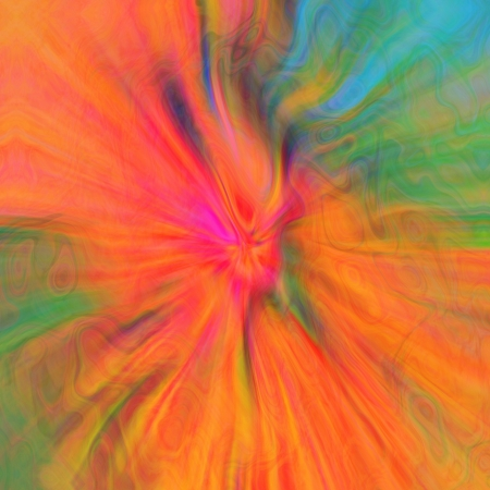 Abstract art backgrounds. Hand-painted background Stock Photo - 19512736