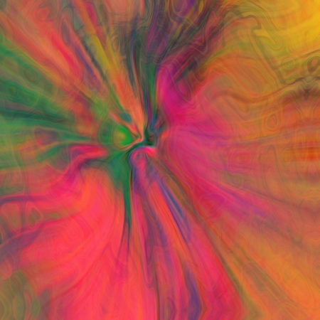 Abstract art backgrounds. Hand-painted background Stock Photo - 19512758