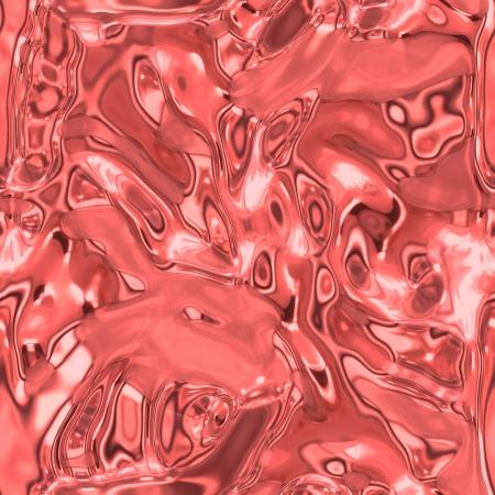 Seamless metallic liquid texture photo
