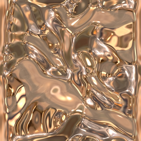 Seamless metallic liquid texture Stock Photo - 19565179