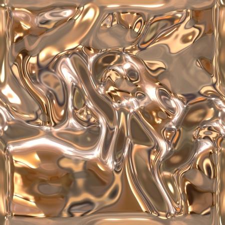 Seamless metallic liquid texture Stock Photo - 19565133