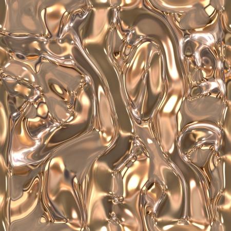 Seamless metallic liquid texture Stock Photo - 19565235