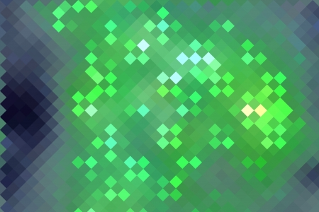 colorful  abstract background mixed pixels photo