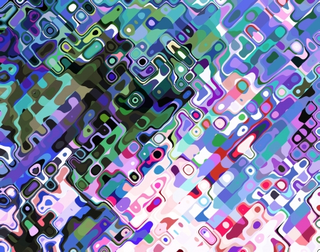 Raster abstract background colorful lines photo